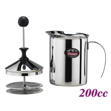 200ml Double Mesh Milk Frother (HA1528)