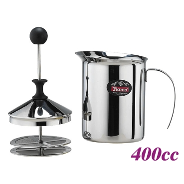 400ml Double Mesh Milk Frother (HA1529)