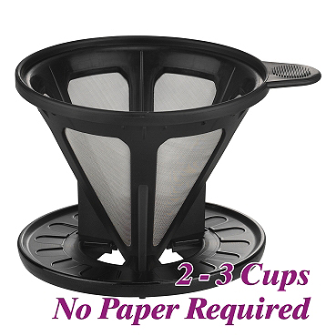Stainless Steel Mesh Coffee Dripper (HG2315)