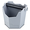 Compact Knock Box-Grey (BC2410GY)
