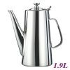 1.9L S.S. Long spout Water Pitcher (HA1502)