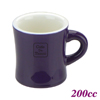 #9 Coffee Mug - Dark Purple Color (HG0856DP)