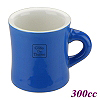 #10 Coffee Mug - Dark Cerulean Color (HG0857DC)