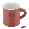 #10 Coffee Mug - Pale Mauve Color (HG0857PM)