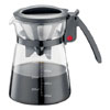 Stainless steel Mesh Coffee Dripper Set (HG1966)