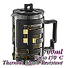 700ml French Press - Black (HG2115BK)