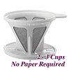 Stainless Steel Mesh Coffee Dripper (HG2319)