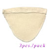D01 Cloth Sock Filter-3 pcs. pack (HG2511)