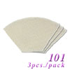 101 Cloth Sock Coffee Filter-3pcs. pack (HG2517)