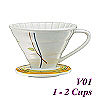 V01 Decal pattern  Coffee Dripper (HG5546G)