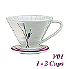 V01 Decal pattern  Coffee Dripper (HG5546P)