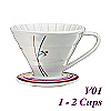 V01 Decal pattern  Coffee Dripper (HG5546R)