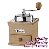 #1232 Coffee Grinder - S.S./Beech Color (HG6080)