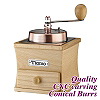 #1232 Coffee Grinder - Bronzed/Beech Color (HG6127)