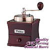 #1232 Coffee Grinder - Bronzed/Fuschia Color (HG6127PH)