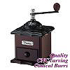 Coffee Grinder - Cast Iron/Walnut Color (HG6128WA)
